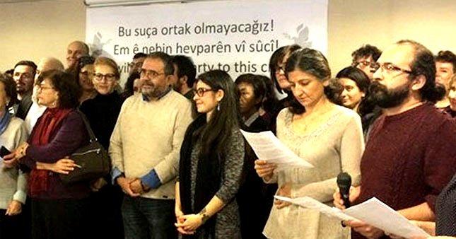 Edebiyatçılardan akademisyenlere destek: Barış çağrısına kalemimizle katılıyoruz
