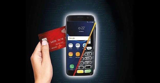 Akıllı telefonlar pos terminaline dönüşüyor