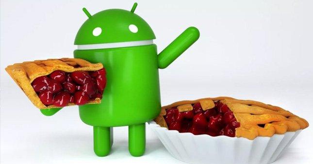 Android 9 Pie kullanıma sunuldu
