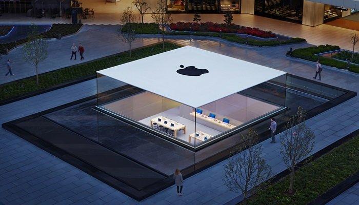 Apple, ABD'de 100 mağazasının açılacağını duyurdu...