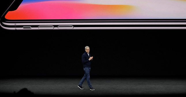 Apple'dan Türkiye'ye gece zammı