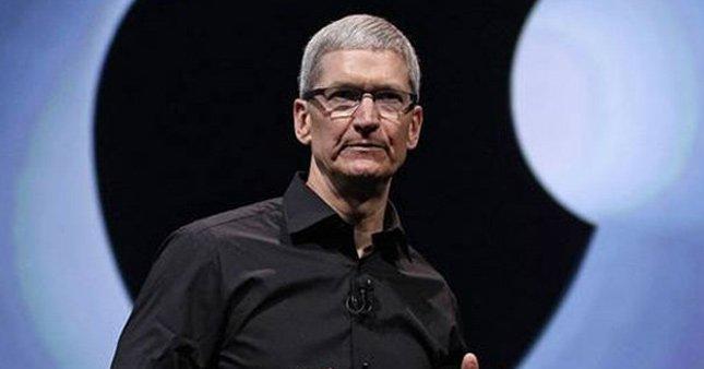 Apple'ın CEO'sundan katliam tweeti