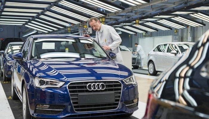 Audi Türkiye'ye iletişim kategorisinde ödül...