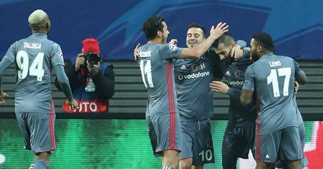 Avrupa, Beşiktaş'ın başarısını konuşuyor