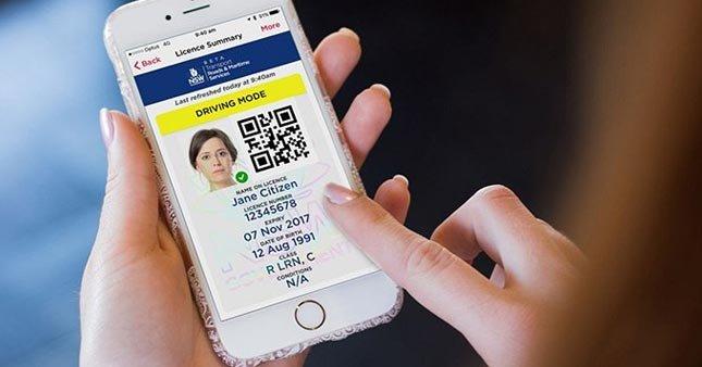 Avustralya'da dijital ehliyet dönemi