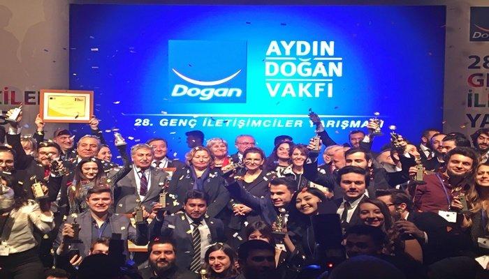 Aydın Doğan Genç İletişimciler ödül töreni başlıyor!