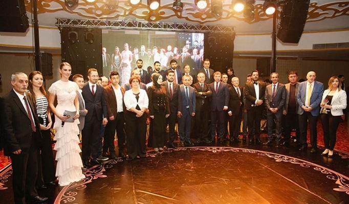 'Basın Ödülleri Gecesi'nde o radyoya birincilik ödülü...