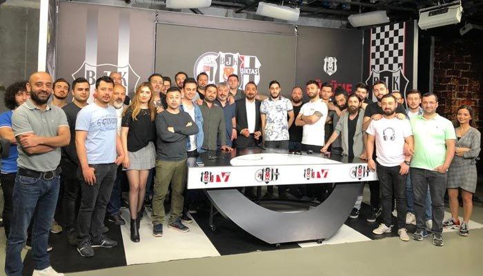 Beşiktaş TV kapanıyor