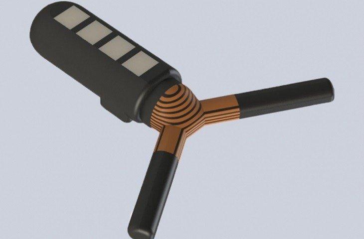 Bluetooth bağlantılı yutulabilir kapsül geliştirdi