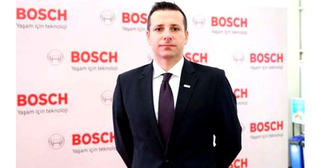 Bosch'a yeni Türkiye ve İran Satış-Pazarlama Direktörü