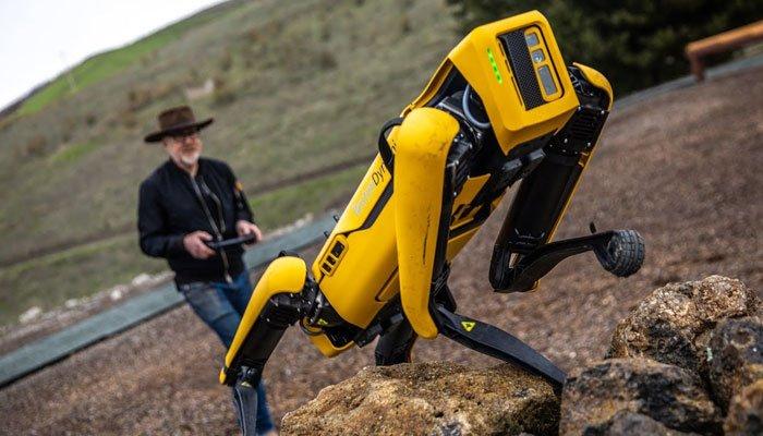 Boston Dynamics'e yeni CEO