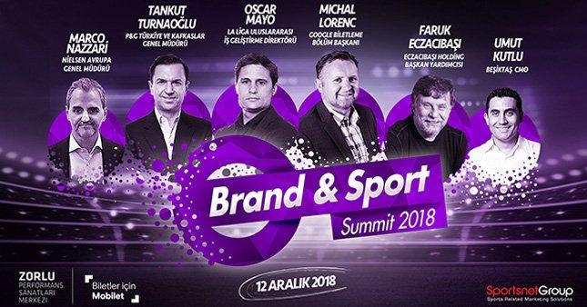Brand & Sport Summit başlıyor
