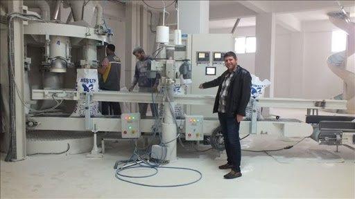 Bu üreticilere KOSGEB'den 6 milyon lira destek
