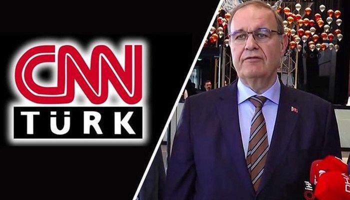 CHP suçu CNN Türk'e attı!