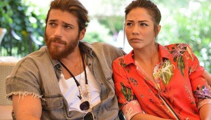 Can Yaman ve Demet Özdemir'e şok!