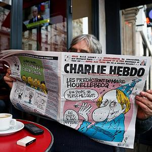 Charlie Hebdo dağılıyor mu?