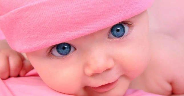 Çocuğun gözleri ne renk olsun?