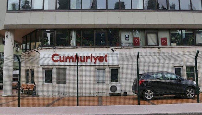 Cumhuriyet Gazetesi'nden ayrılık!