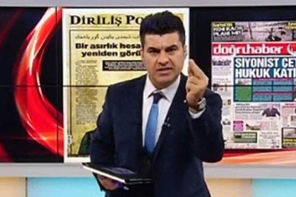 """Cumhuriyet'e """"Orayı palalarla basacağız"""" telefonu!"""