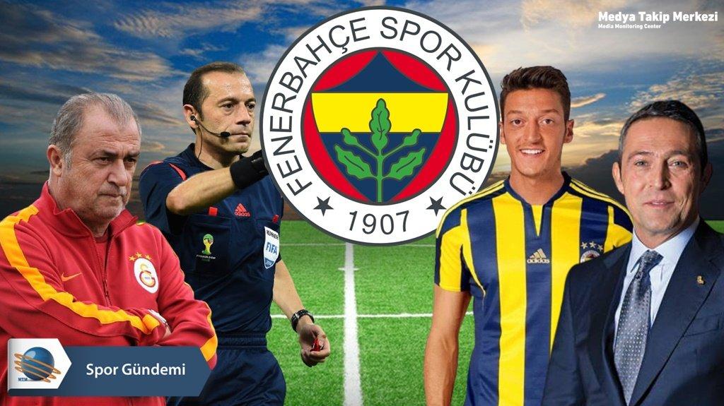Derbi ve Mesut Özil damga vurdu!