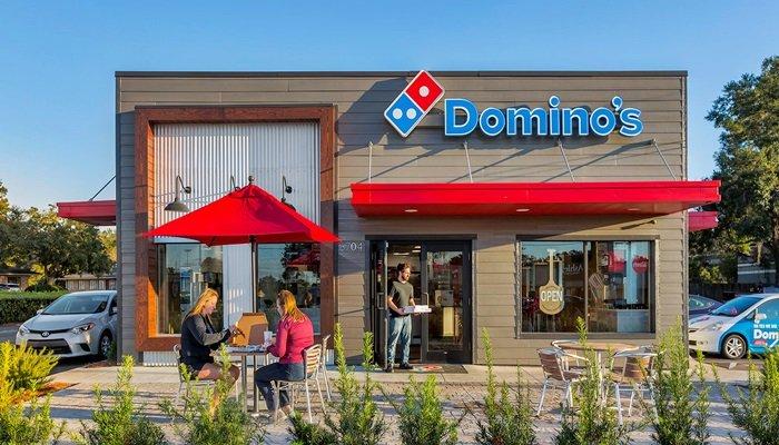 Domino's'tan robotlu teslimat denemesi!