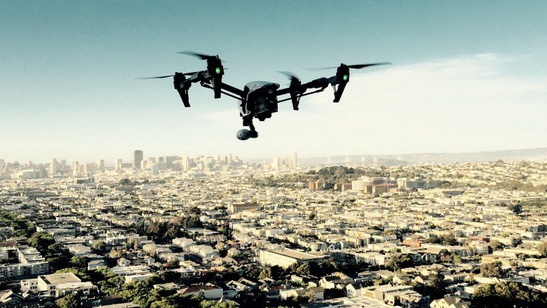 Drone'lara paraşüt takılacak