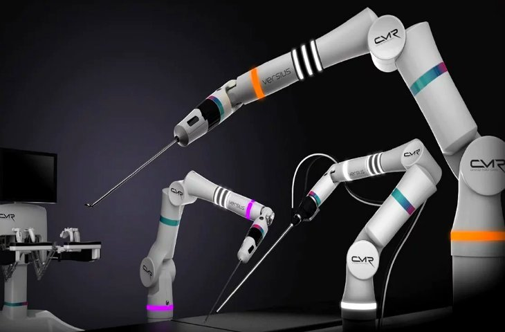 Dünyanın en küçük cerrahi robotu