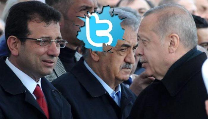Ekrem İmamoğlu'ndan Twitter'da Erdoğan hamlesi