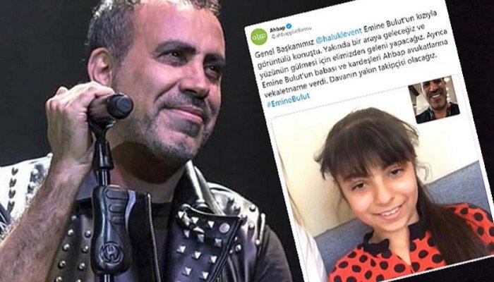 Emine Bulut'un kızıyla görüştü!