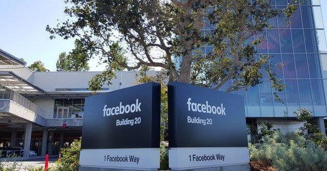 Facebook binasında bomba paniği