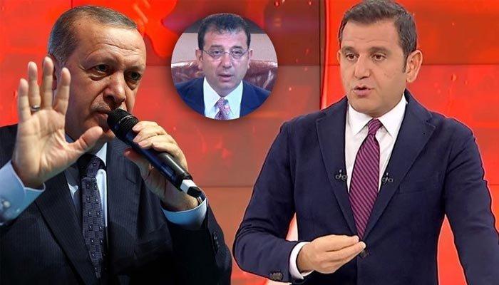 Fatih Portakal'dan Erdoğan'a tepki