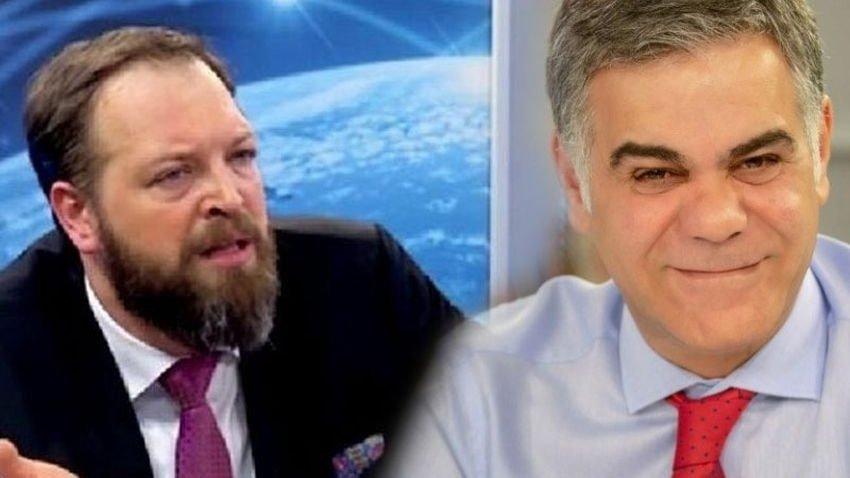 Fatih Tezcan ile Süleyman Özışık birbirine girdi!
