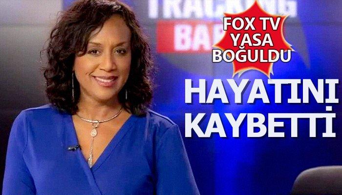 Fox 8 muhabiri hayatını kaybetti