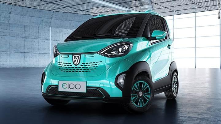 GM'den elektrikli otomobil için yeni adım