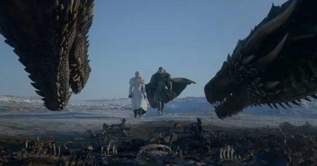 Game of Thrones 8. sezon fragmanı geldi