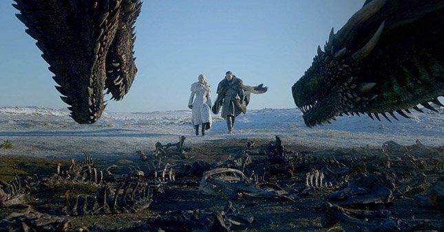 Game of Thrones'tan korsan indirme rekoru