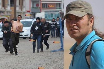 Gazeteci Abdurrahman Gök'ün evine polis baskını!