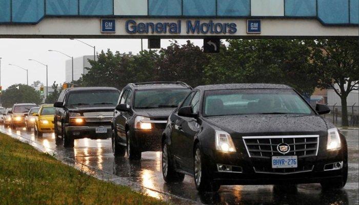 General Motors'dan 1 milyar dolarlık yatırım