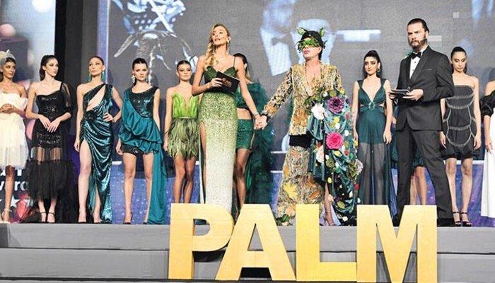 Golden Palm Awards ödül töreninde ödüller sahiplerini buldu