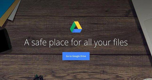 Google Drive tarihe karışıyor