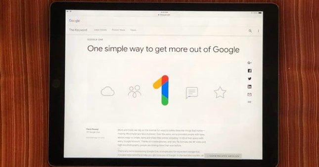 Google One hakkında en çok merak edilenler