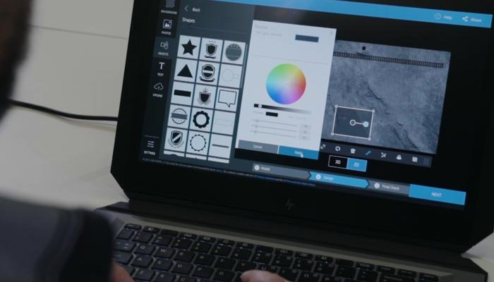 HP kişiselleştirme projesine tasarım yarışmasıyla devam ediyor