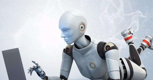 Haber yazabilen robot üretildi