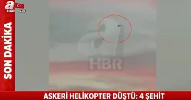 Helikopter kazası yorumu