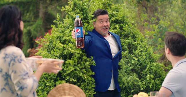 Hepsi bir yana Pepsi bir yana