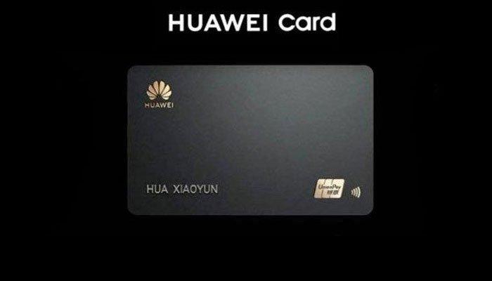 Huawei Card geliyor!