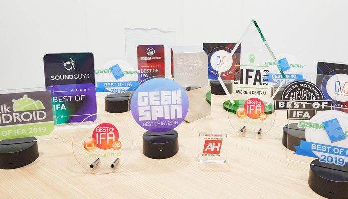 Huawei, IFA 2019'da aldığı 20'den fazla önemli ödülle teknoloji liderliği pozisyonunu pekiştirdi