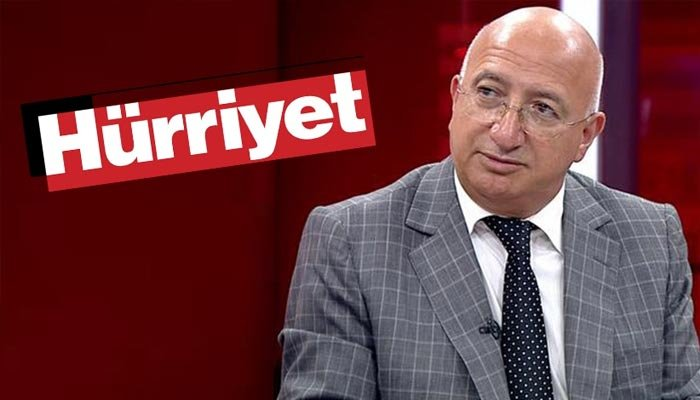 Hürriyet'e yeni genel yayın yönetmeni...