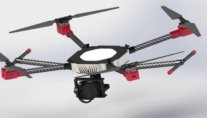 İlk Online Drone Kupası tamamlandı