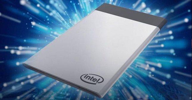 Intel'den kredi kartı boyutunda PC: Compute Card